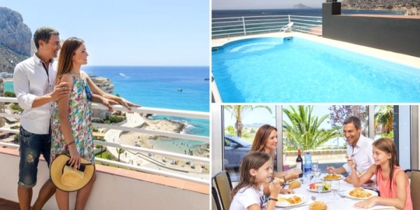 One Week All Inclusive Holiday For Family Of 4 To Costa Blanca (November 2017) £795.55 @ On The Beach