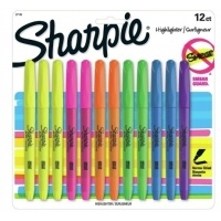 Sharpie 12 Pack of Highlighters £3.99