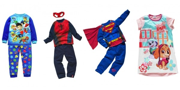 Children's Pyjamas From £2.99 @ Argos