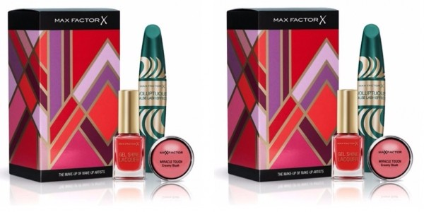 FREE Gift Worth £27 When You Spend £15 On Max Factor @ Boots