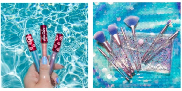 15% Off & FREE Delivery Lime Crime Mermaid Range (With Code) @ Cult Beauty