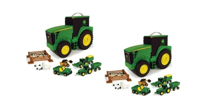 John Deere Baby Gifts Uk : John deere store and carry case ? delivered