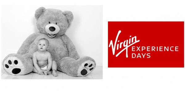 My First Year Photoshoot With £50 Off Voucher £10 @ Virgin Experience Days