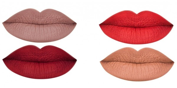 40% Off Morphe Liquid Lipsticks @ Beauty Bay