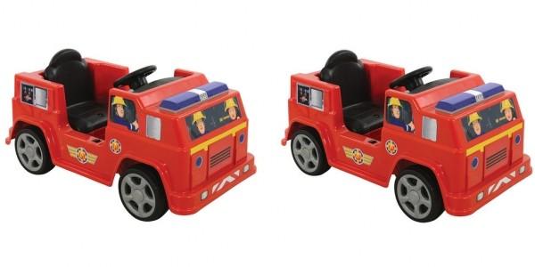 Fireman Sam 6V Battery Operated Jupiter Ride On £174.99 Delivered @ Pramworld