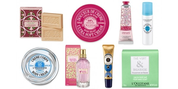 Up To 50% Off Summer Sale Now On @ L'Occitane