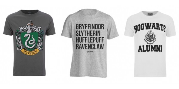 2 For £18 Harry Potter T-Shirts + Free Delivery @ IWOOT