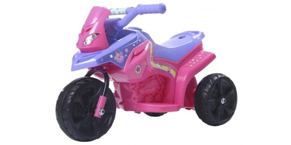 Motorised Battery Powered Fairy Ride-On Bike £25 (was £50) @ Tesco Direct