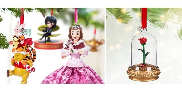 Christmas Shop Now Open @ The Disney Store Online!