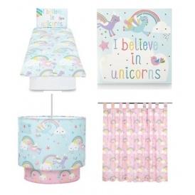 Unicorn Bedroom Accessories Asda Home Plan