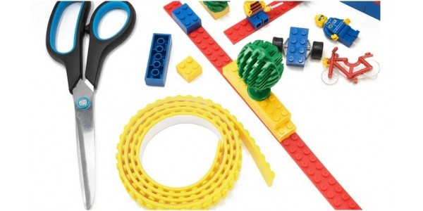 Sinji Play & Stick LEGO Compatible Building Tape Now From £4.99 @ Groupon
