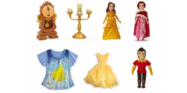 25% Off Beauty And The Beast Today Only Using Code @ The Disney Store (Expired)