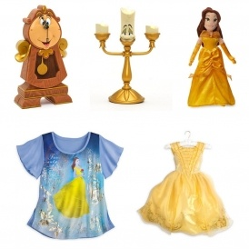 25% Off Beauty & The Beast @ Disney Store
