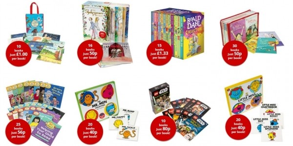 Flash Sale: Up To 87% Off @ The Book People