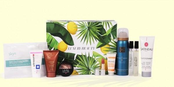FREE Luxury Beauty Box Worth £98 When You Spend £50 On Beauty @ Amazon