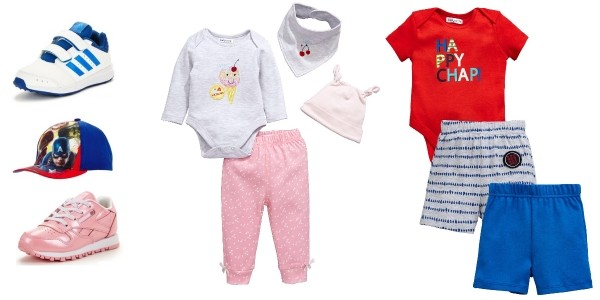 TODAY ONLY: Extra 20% Off Children's Sale Clothing & Footwear @ Very