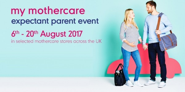 FREE Expectant Parent Events In August Now Booking @ Mothercare
