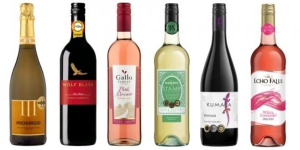 6 For £25 On Selected Wines @ Asda