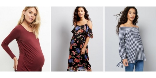 New Look Maternity Sale: Items From £2!