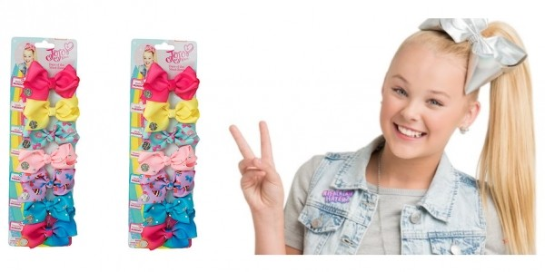 Pre-Order: JoJo Siwa 8cm Bow 7 Days A Week £12 @ The Entertainer