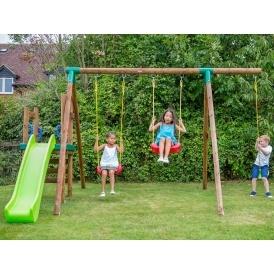 Little Tikes Hamburg Swing And Slide Garden Set 199 99 Toys R Us