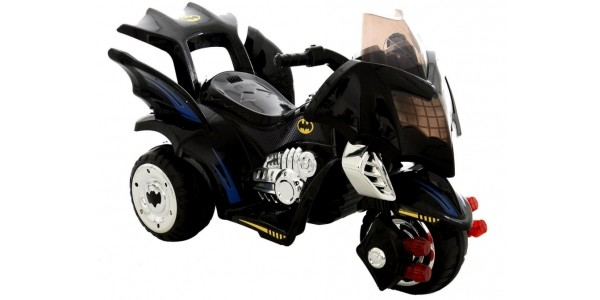Save £40 On 6V Batman Bike Battery Operated Ride On @ Tesco Direct