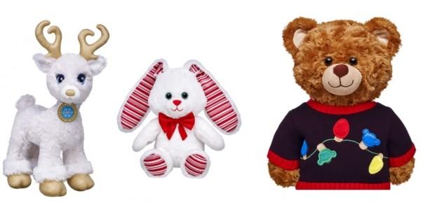 Flash Sale: 40% Off ALL Christmas Items @ Build-a-Bear