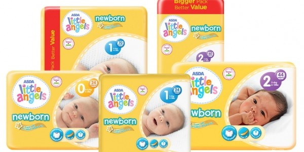 Asda Withdraws Little Angels Nappies