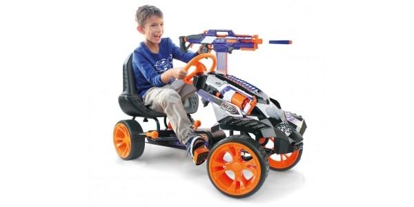 Nerf Battle Racer Go Kart £183.99 (was £229.99) @ Smyths Toys