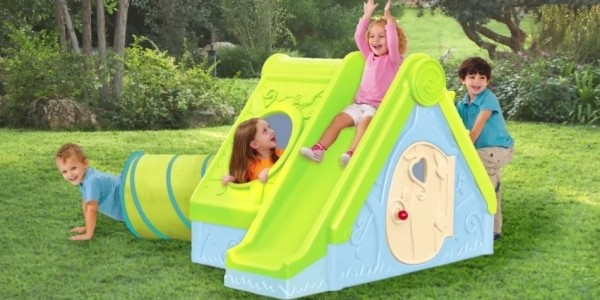 Keter Funtivity Playhouse Activity Centre £80 (was £130) @ Tesco Direct