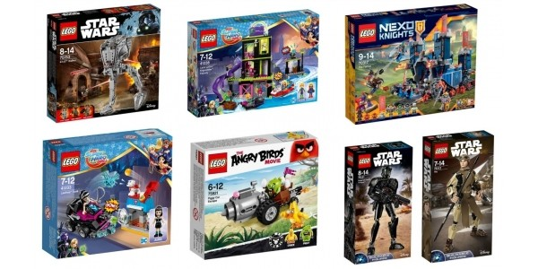 Up To 50% Off Selected Lego Sets @ Toys R Us