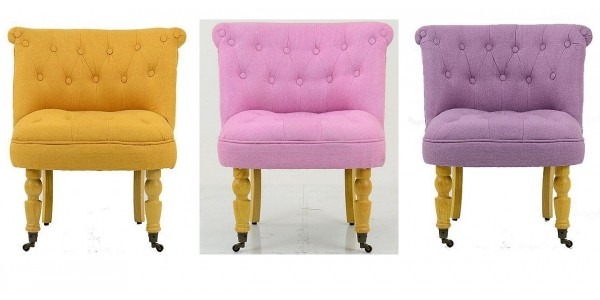 Ashley Accent Chairs (Various Colours) £89.99 Delivered @ Tesco Direct