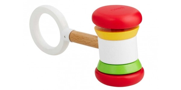 Recall: Brio Soft Hammer Rattle Baby Toy