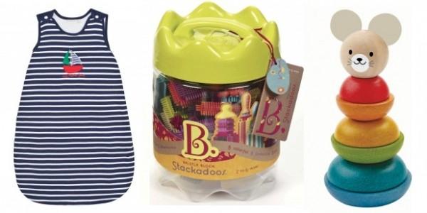 Nursery Clearance Items From £1.50 @ JoJo Maman Bebe