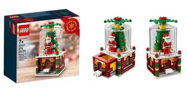 FREE Lego Snowglobe When You Spend £60 @ Lego Shop (Expired)