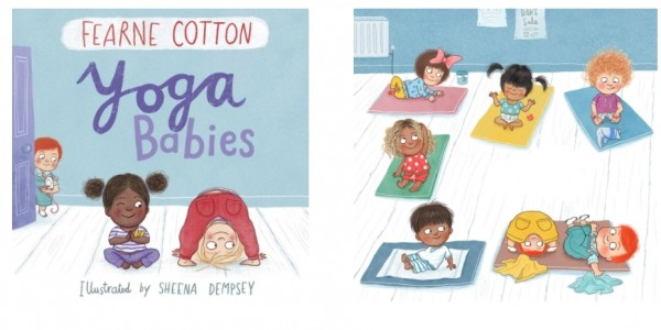 Want A Relaxed Family? Check Out Fearne Cotton's New Children's Book!