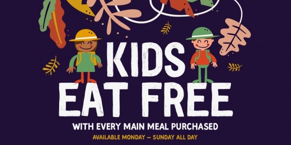 Kids Eat Free @ Giraffe