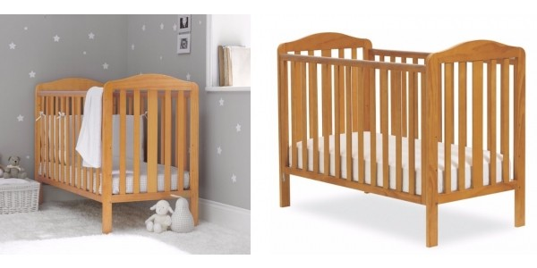 Darlington Antique Cot £71 @ Mothercare