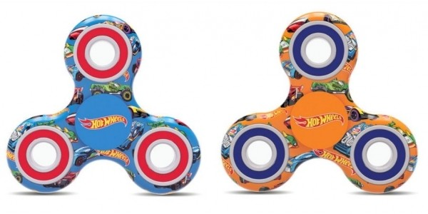 FREE Hot Wheels Fidget Spinner When You Spend £10 On Hot Wheels @ Toys R Us
