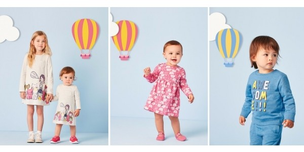 2 For £12 Mix & Match Children's Clothing @ Mothercare