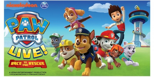 How To Save 50% Off Paw Patrol Live Performances