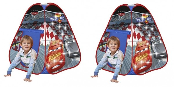 Cars 3 Light Up Play Tent £14 (was £20) @ Tesco Direct