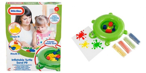 Little Tikes Inflatable Turtle Sand Pit £7.50 (was £15) @ The Entertainer