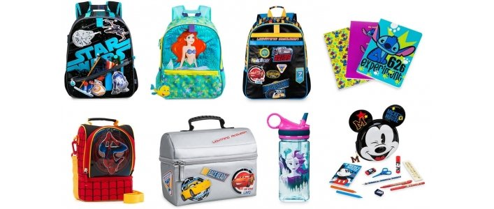 25% Off Disney Back To School