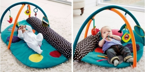 Babyplay 4 in 1 Tummy Time Play & Explore Mat £31.05 (was £69) @ Mamas & Papas