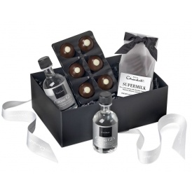 Cocoa Gin Collection @ Hotel Chocolat