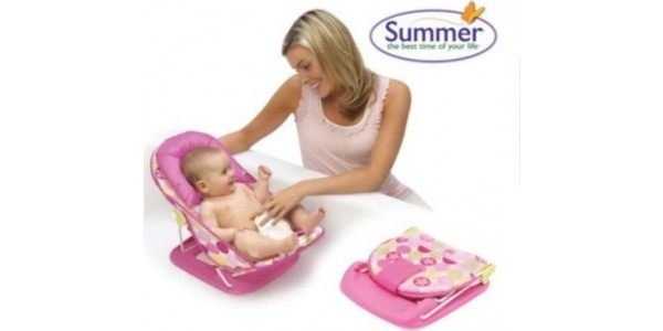(Expired) Summer Infant Deluxe Baby Bather £5.09 @ Tesco Direct