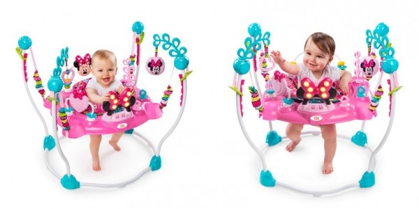 Disney Baby Minnie Mouse Peekaboo Activity Baby Jumper £59.99 (Using Code) @ Smyths Toys