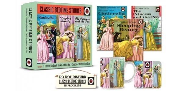 Half Price Ladybird Classic Bedtime Stories Box Sets @ The Book People