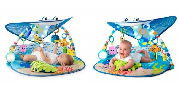 Disney Baby Finding Nemo Mr. Ray Ocean and Lights Gym £49.99 Using Code @ Smyths